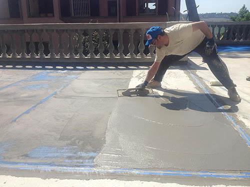 impermeabilizzazione terrazza ancona - Studio Tecnico Geometra ...