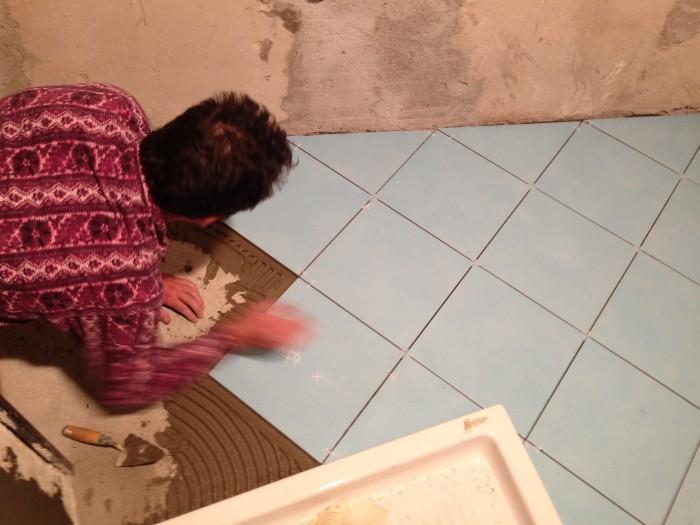 Ristrutturazione del bagno rifacimento completo ancona - Ristrutturazione del bagno ...