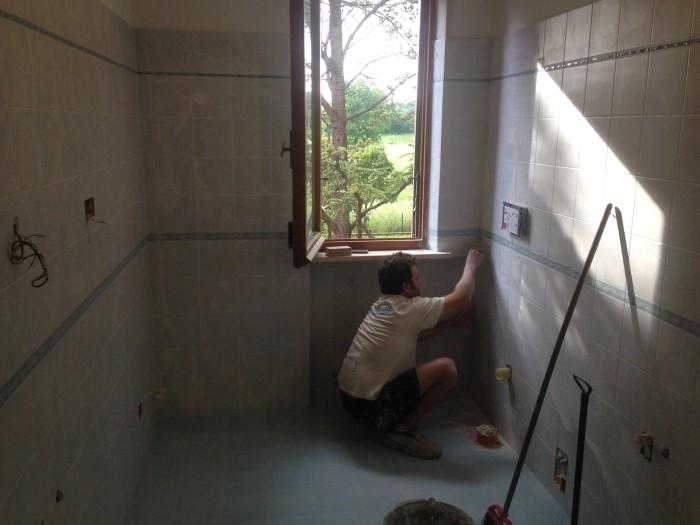 Rifacimento bagno carpi soliera u rifare impianto idraulico