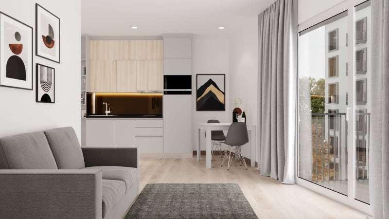cambio di destinazione d'uso da ufficio ad abitazione appartamento