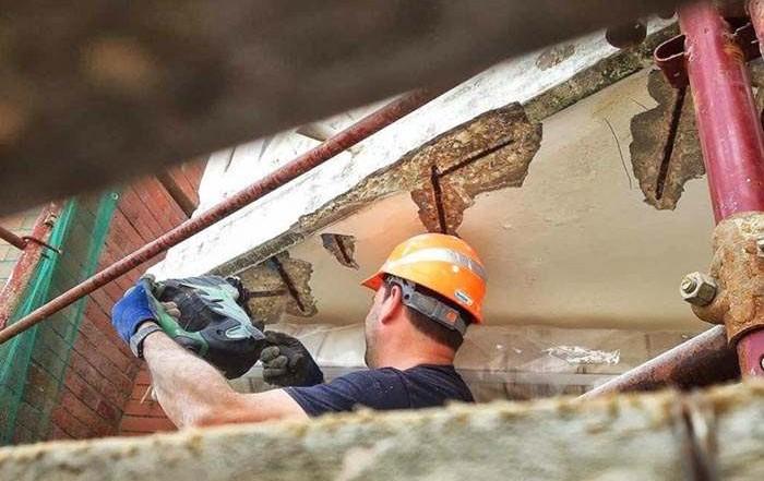 ristrutturazione balconi privati e condominiali