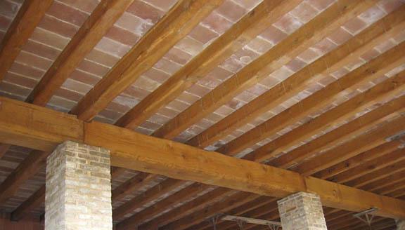 realizzazione ristrutturazione rifacimento solaio in latero cemento, legno, acciaio, ferro